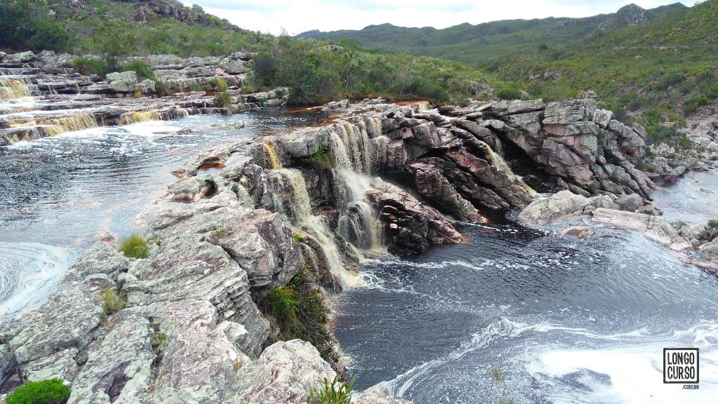 Visual a partir do segundo andar da Cachoeira da Matinha