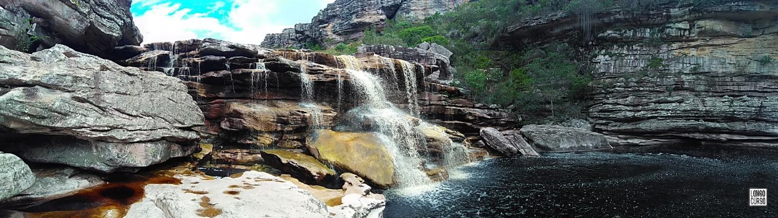 A Cachoeira das Andorinhas