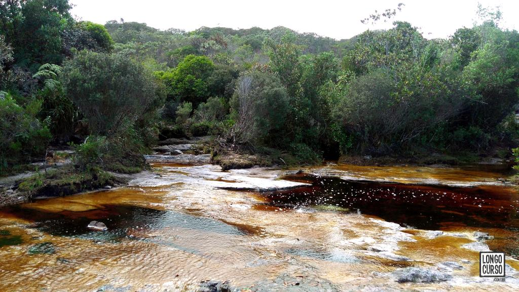 Cruzando o Rio Preto
