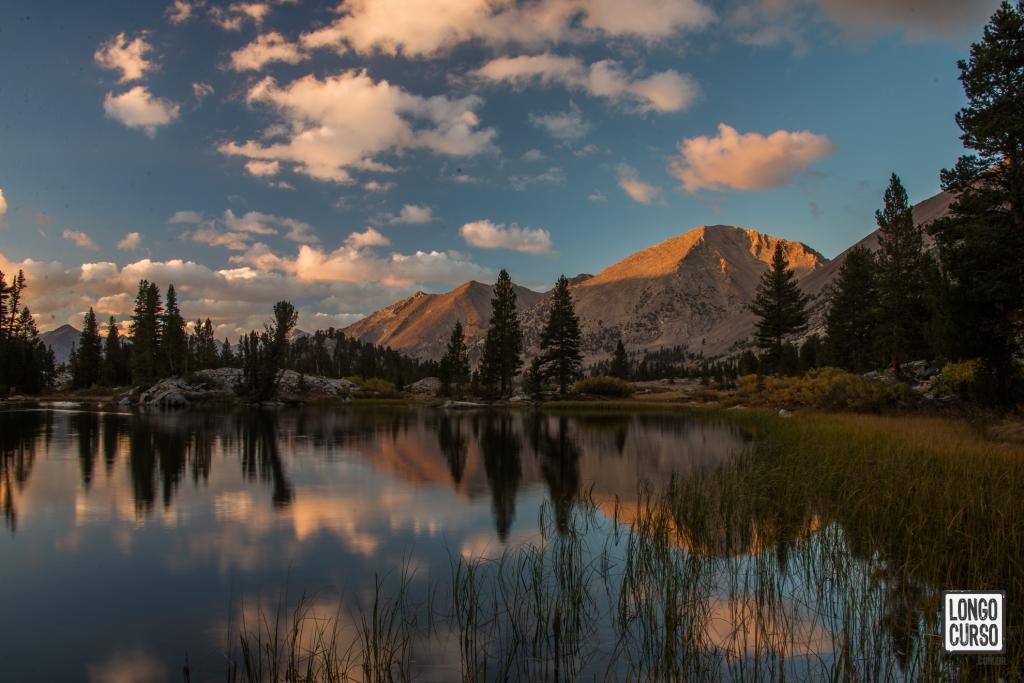 Final de tarde no Arrowhead Lake